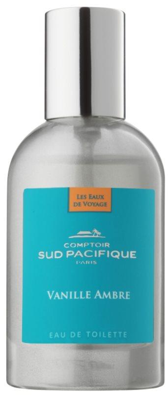 Comptoir Sud Pacifique Vanille Ambre eau de toilette pour femme 30 ml