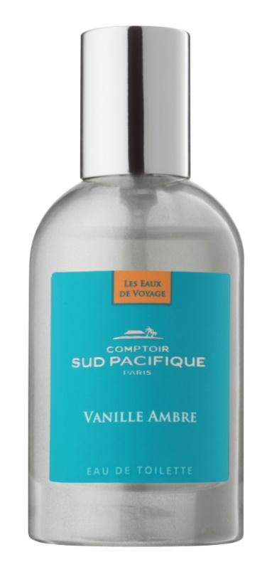 Comptoir Sud Pacifique Vanille Ambre toaletna voda za žene 30 ml