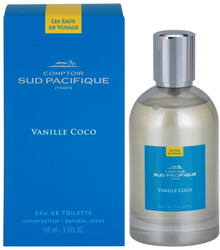 Comptoir Sud Pacifique Vanille Coco toaletná voda pre ženy 100 ml