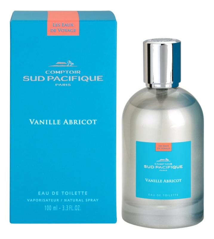Comptoir Sud Pacifique Vanille Abricot toaletní voda pro ženy 100 ml