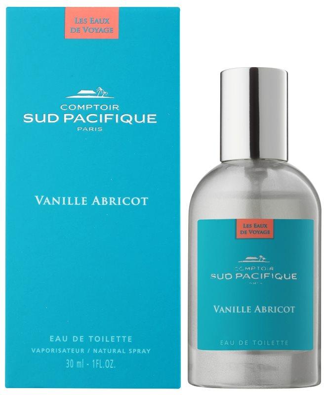 Comptoir Sud Pacifique Vanille Abricot Eau de Toilette für Damen 30 ml
