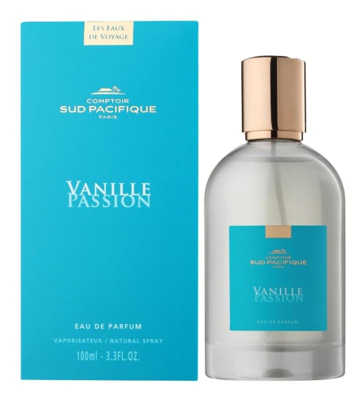 Comptoir Sud Pacifique Vanille Passion eau de parfum pentru femei 100 ml