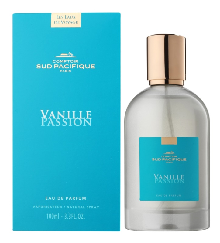 Comptoir Sud Pacifique Vanille Passion parfumska voda za ženske 100 ml