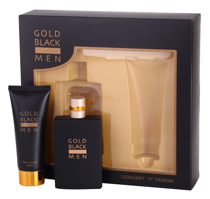 Concept V Gold Black σετ δώρου I.