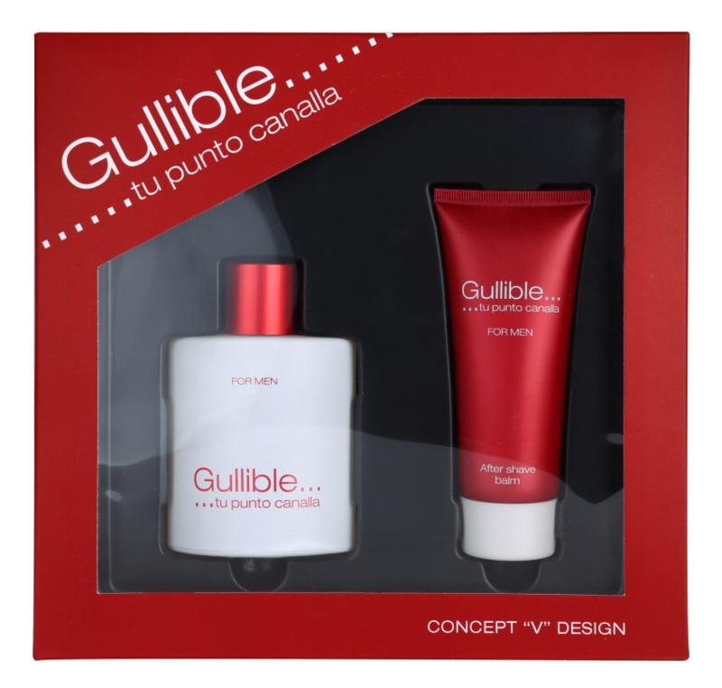 Concept V Gullible confezione regalo I.