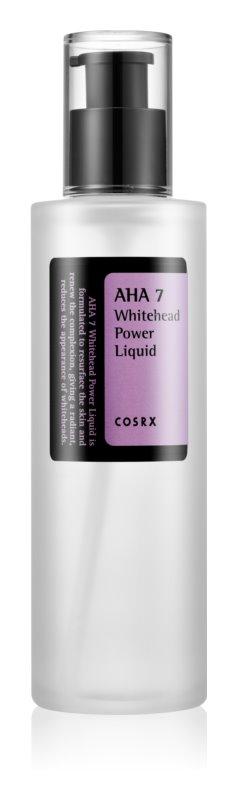 Cosrx AHA7 Whitehead Power Liquid Exfoliërende Essentie  voor Huid met Hyperpigmentatie