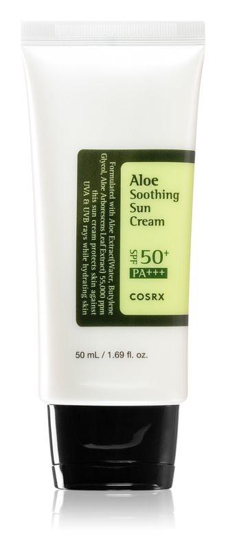 Cosrx Aloe opaľovací krém SPF 50