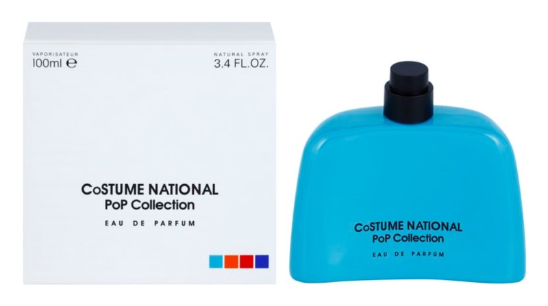 Costume National Pop Collection parfémovaná voda pro ženy 100 ml