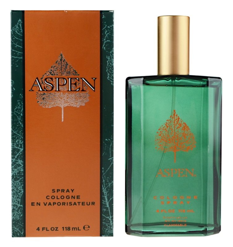 Coty Aspen acqua di Colonia per uomo 118 ml
