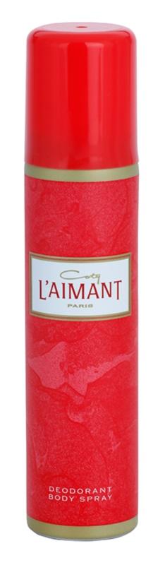 Coty L'Aimant Deo Spray voor Vrouwen  75 ml