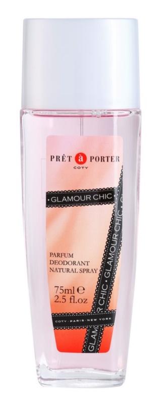 Coty Pret a Porter Glamour Chic spray dezodor nőknek 75 ml