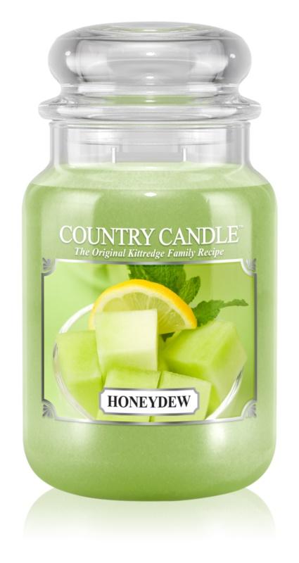 Country Candle Honey Dew lumanari parfumate  652 g