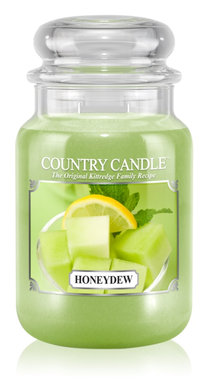 Country Candle Honey Dew Scented Candle 652 g