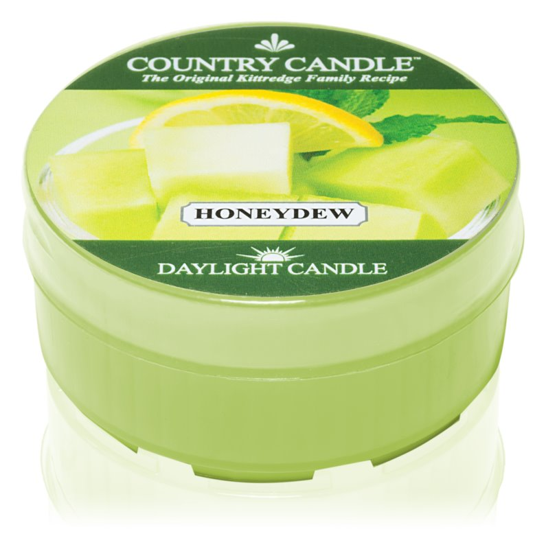 Country Candle Honey Dew čajová sviečka 42 g