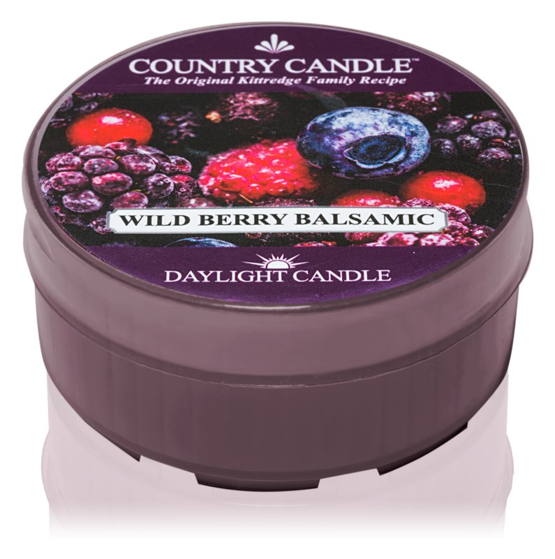 Country Candle Wild Berry Balsamic bougie chauffe-plat 42 g