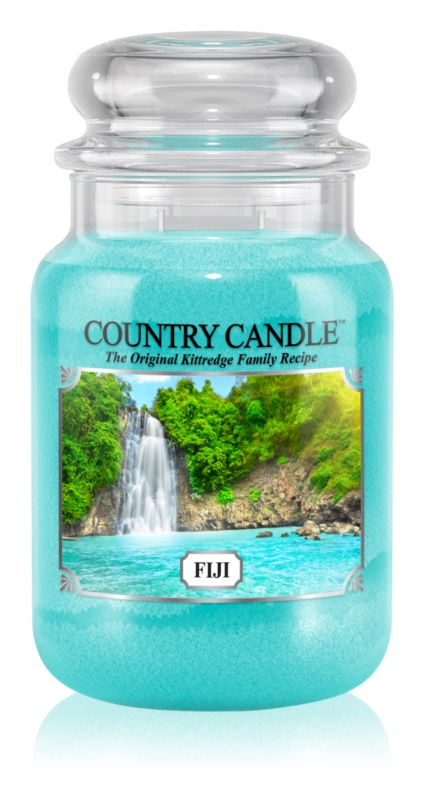 Country Candle Fiji Scented Candle 652 g
