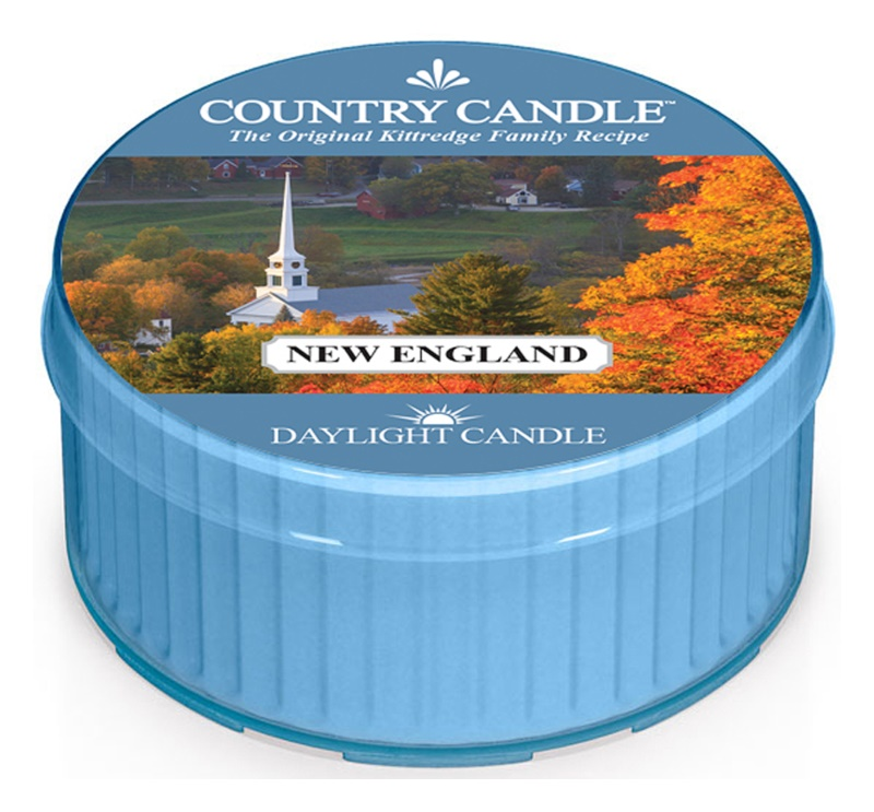 Country Candle New England candela scaldavivande 42 g