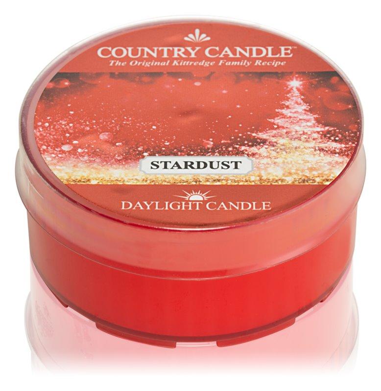 Country Candle Stardust Daylight čajna sveča 42 g