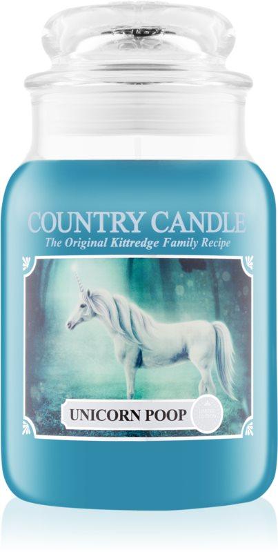 Country Candle Unicorn poop vonná svíčka 652 g