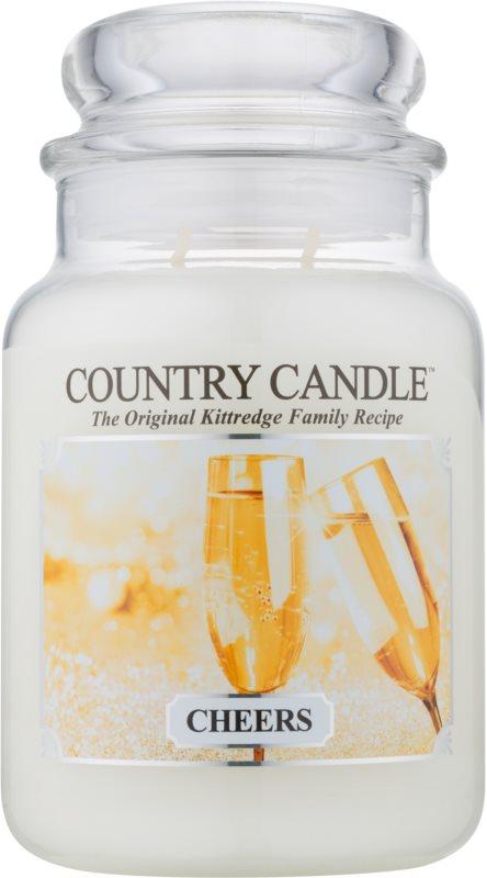 Country Candle Cheers vonná sviečka 652 g