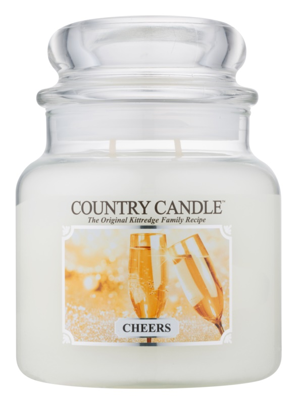 Country Candle Cheers Scented Candle 453 g