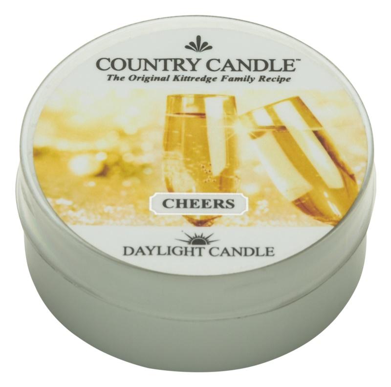 Country Candle Cheers čajna sveča 42 g