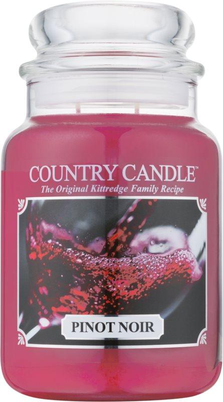 Country Candle Pinot Noir dišeča sveča  652 g