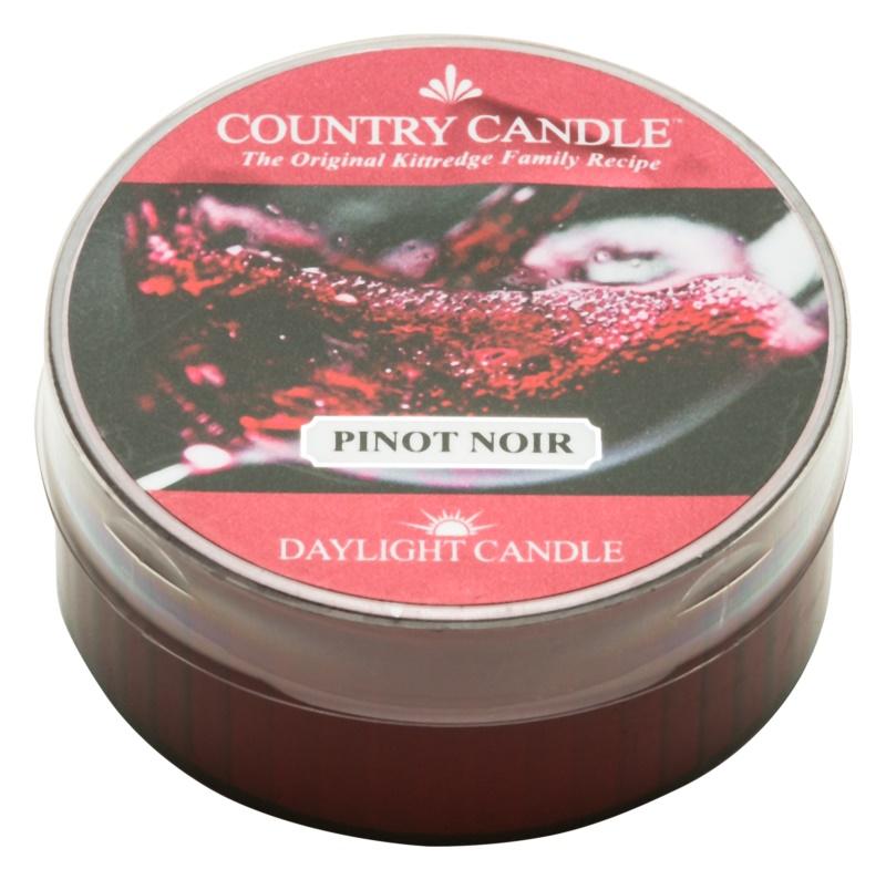 Country Candle Pinot Noir čajová svíčka 42 g