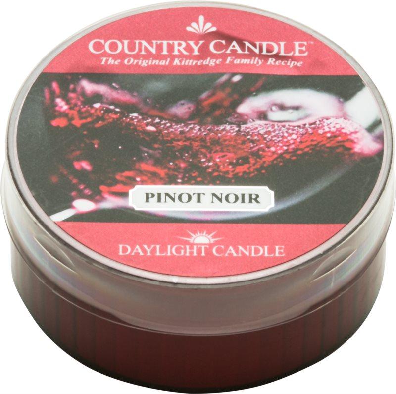 Country Candle Pinot Noir čajová sviečka 42 g