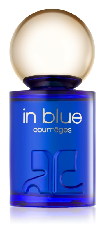 Courreges In Blue Eau de Parfum voor Vrouwen  50 ml