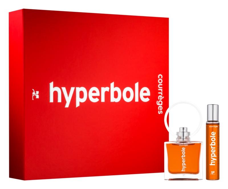 Courreges Hyperbole set cadou I.