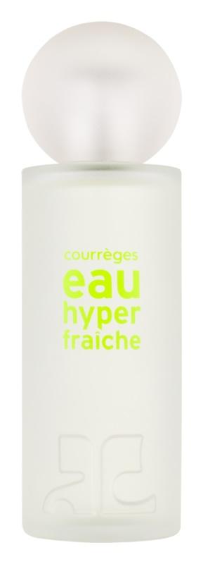 Courreges Eau Hyper Fraîche woda toaletowa unisex 90 ml