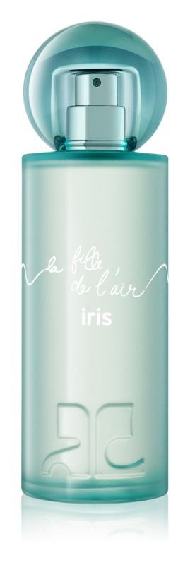 Courrèges La Fille de I' Air Iris eau de parfum pour femme 90 ml