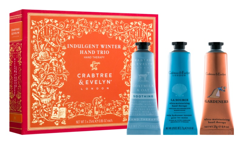 Crabtree & Evelyn Hand Therapy set cosmetice II.