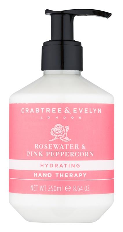 Crabtree & Evelyn Rosewater Deep Moisturising Cream For Hands
