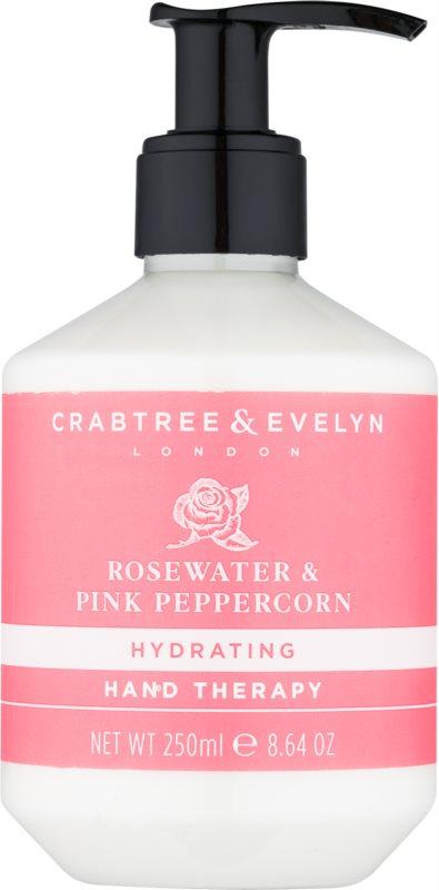 Crabtree & Evelyn Rosewater hluboce hydratující krém na ruce