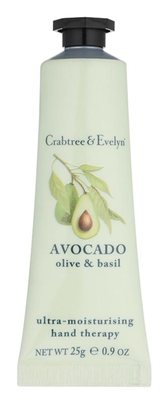 Crabtree & Evelyn Avocado Moisturising Cream For Hands