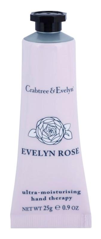 Crabtree & Evelyn Evelyn Rose® intenzív hidratáló krém kézre