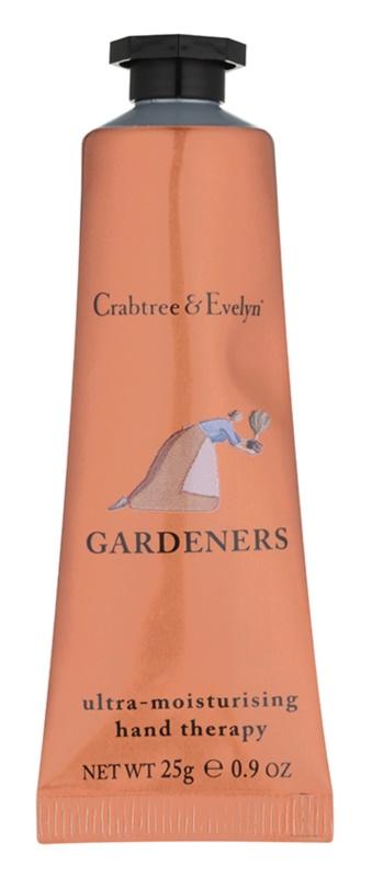 Crabtree & Evelyn Gardeners crema hidratante intensiva para manos