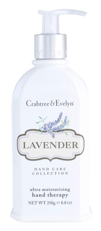 Crabtree & Evelyn Lavender crema nutritiva para manos