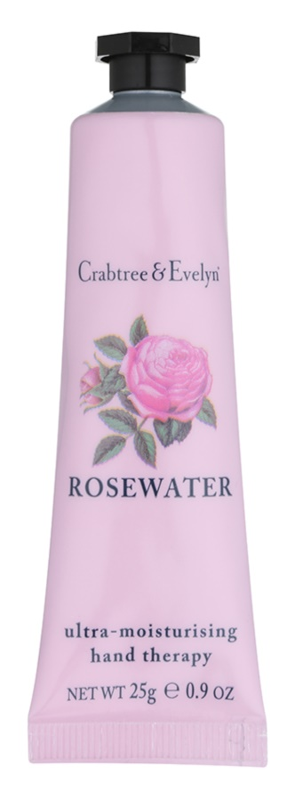 Crabtree & Evelyn Rosewater intenzivní hydratační krém na ruce