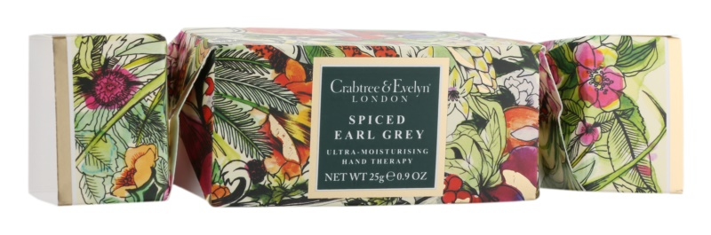 Crabtree & Evelyn Spiced Earl Grey crème hydratante intense mains