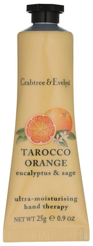 Crabtree & Evelyn Tarocco Orange intenzivní hydratační krém na ruce