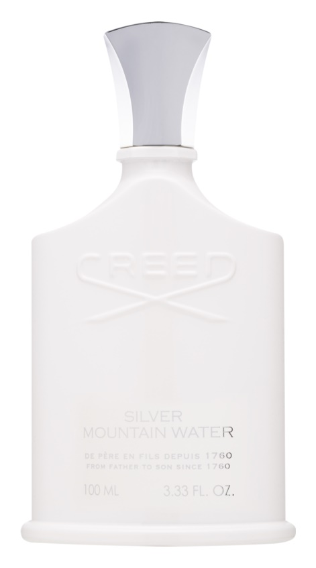 Creed Silver Mountain Water Eau de Parfum voor Mannen 100 ml
