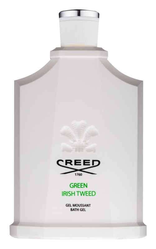 Creed Green Irish Tweed gel de duche para homens 200 ml