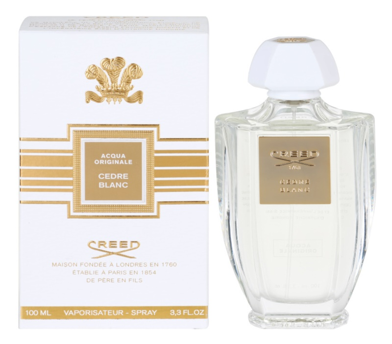 Creed Acqua Originale Cedre Blanc parfémovaná voda unisex 100 ml