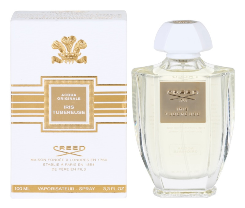Creed Acqua Originale Iris Tubereuse Eau de Parfum for Women 100 ml