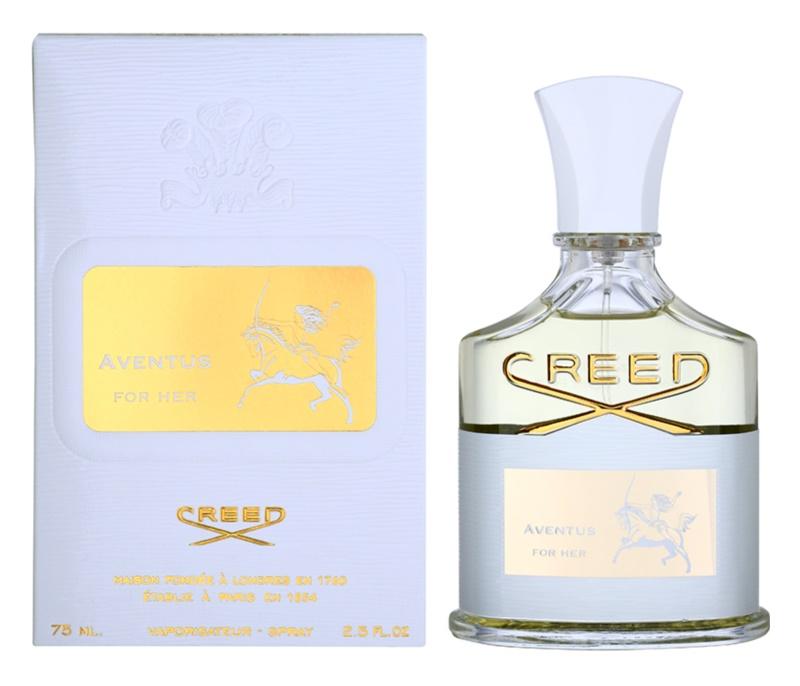 Creed Aventus eau de parfum per donna 75 ml