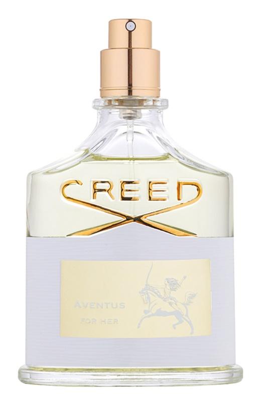 Creed Aventus eau de parfum teszter nőknek 75 ml