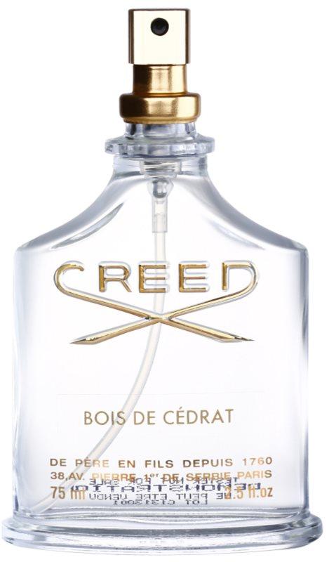 Creed Bois de Cedrat toaletná voda tester unisex 75 ml